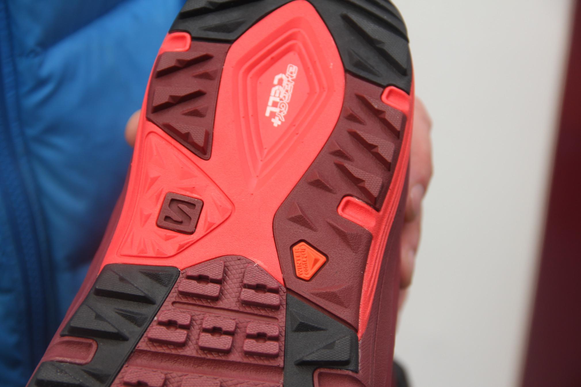 boots salomon